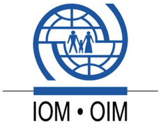 Logo IOM International Organisation for Migration