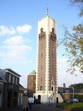 De watertoren in Barendrecht